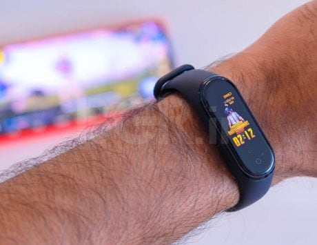Xiaomi Mi Band 4 update rolling out