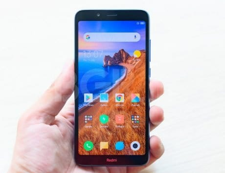 Xiaomi Redmi 7A June 2020 security update now rolling out