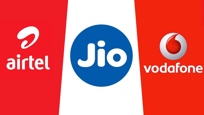 Reliance Jio vs Vodafone vs Airtel: New prepaid recharge plan prices, benefits compared