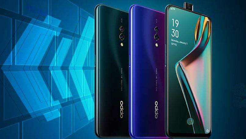 Oppo K3 with pop-up camera, Snapdragon 710 launched in India: Price, specifications, features