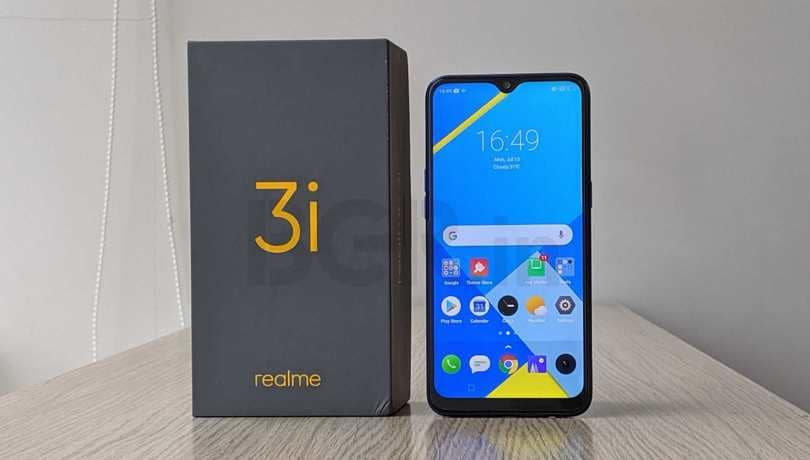 New Realme 2, Realme 3, Realme C1 and Realme 3i updates add security patch