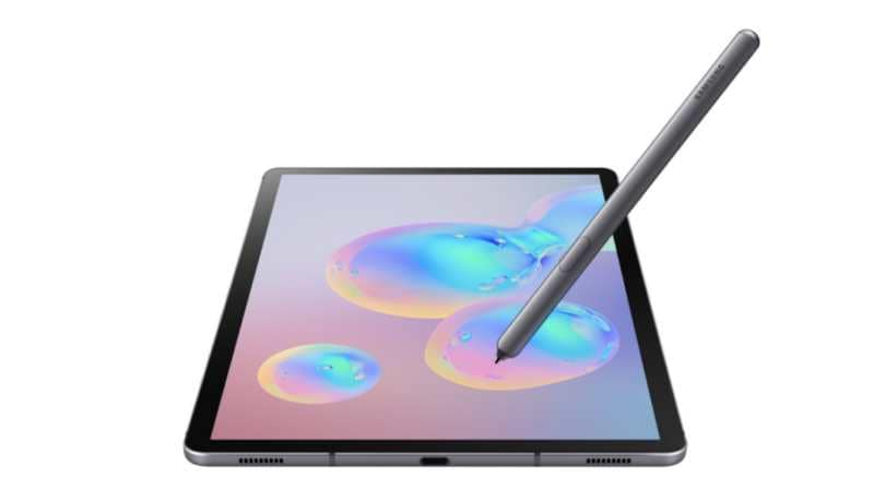 Samsung Galaxy Tab S6 with 10.5-inch display, S Pen support launched in India: Price, Specifications and Availability