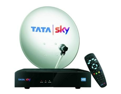 Tata Sky launches 6 new monthly and annual packs