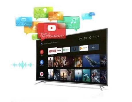 TCL P8E 4K AI Android 9 Smart TV launched in India