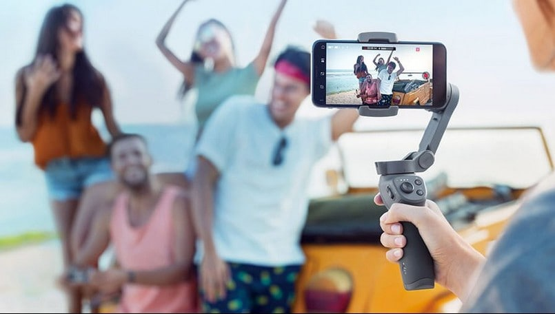 DJI Osmo Mobile 3 gimbal launched at $119; features, combo and more - BGR India thumbnail
