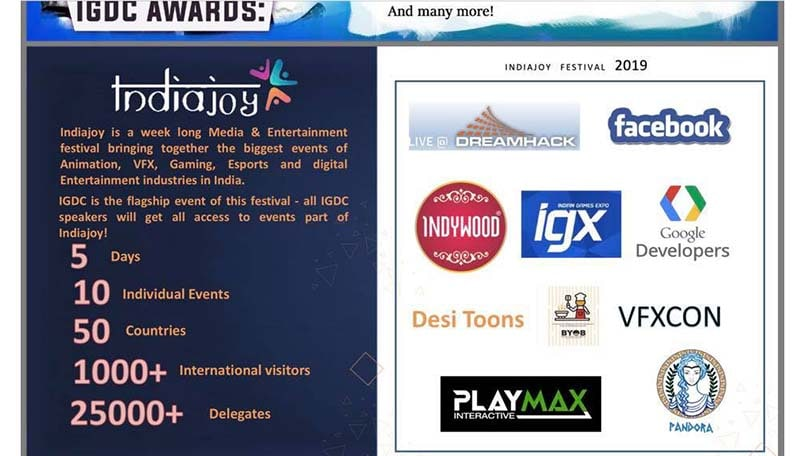 There is no Dreamhack India 2019 being hosted in Hyderabad: DreamHack