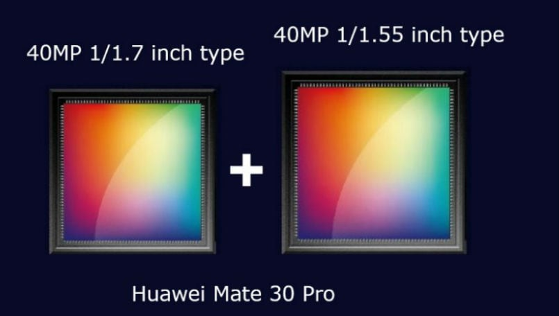 Huawei Mate 30 Pro to feature two large 40-megapixel sensors to take on Galaxy Note 10