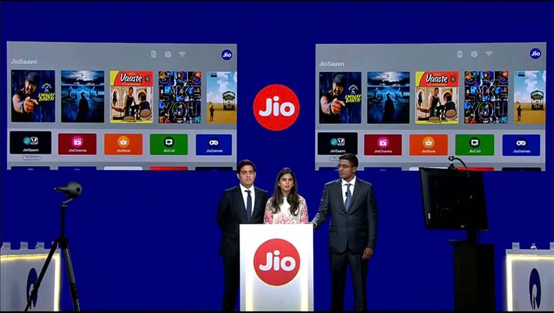 Jio Games features announced at Reliance AGM 2019