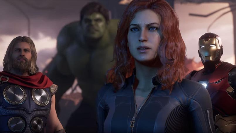 Gamescom 2019: Marvel's Avengers: A-Day gameplay trailer out