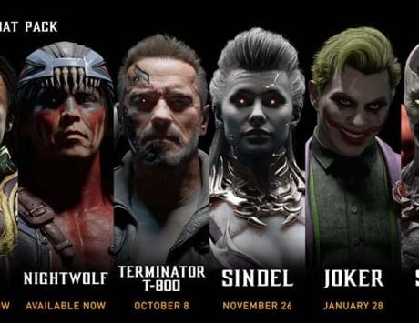 Mortal Kombat 11: Kombat Pack DLC character roster released