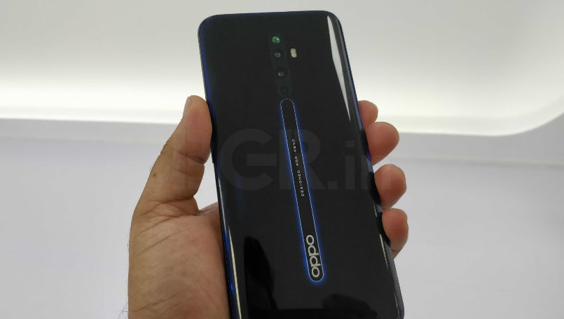 Oppo Reno 2Z, Reno 2F First Impressions: Good looking mid-rangers with quad cameras