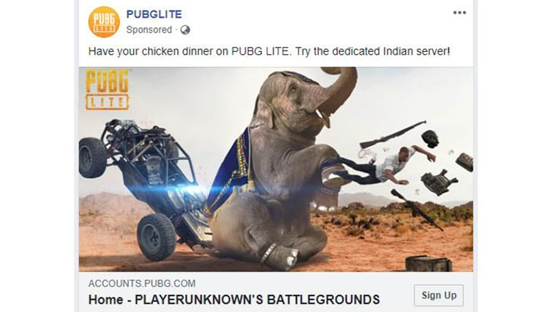 PUBG Lite now has a dedicated Indian server