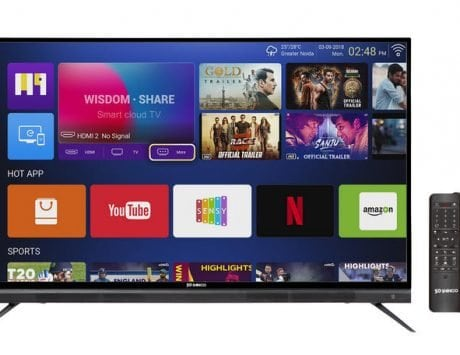 Shinco Smart LED TV series discounted by up to Rs 5,000