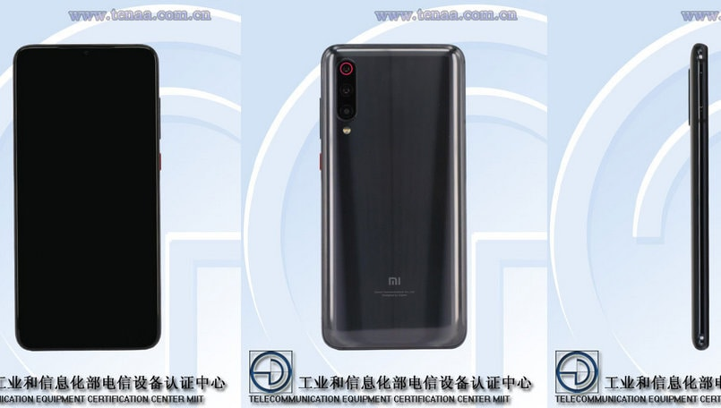Xiaomi 5G smartphone spotted on TENAA