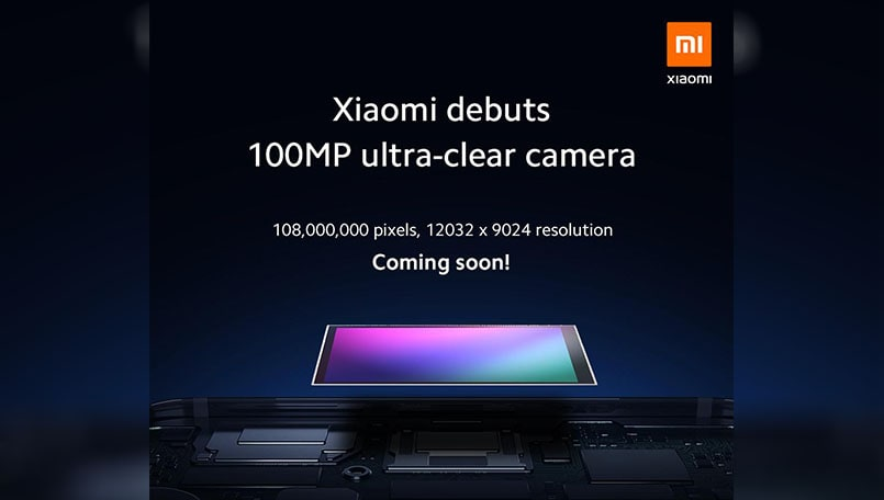Xiaomi Redmi teases a 100-megapixel camera flagship smartphone; likely to launch next year