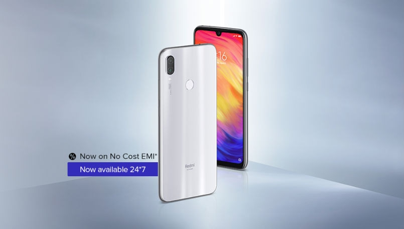 Xiaomi Redmi Note 7 Pro, Redmi Note 7S now available in Astro White color: Price, features, availability