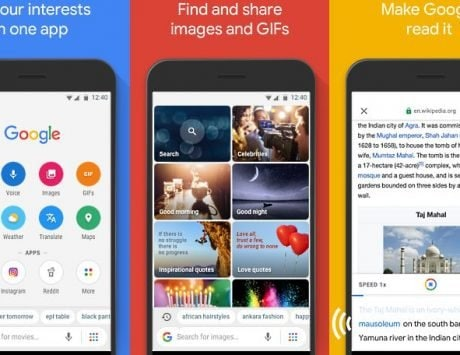 Google's lighter Go search app now available for all Android users globally