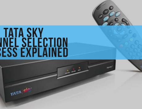 How to add or remove channels from Tata Sky DTH online