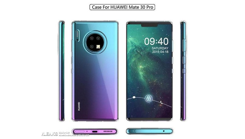 Huawei Mate 30 may support 25W wireless charging technology
