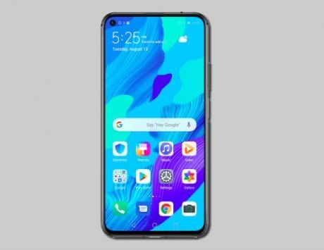 Huawei Nova 5T Android 10-based update rolls out