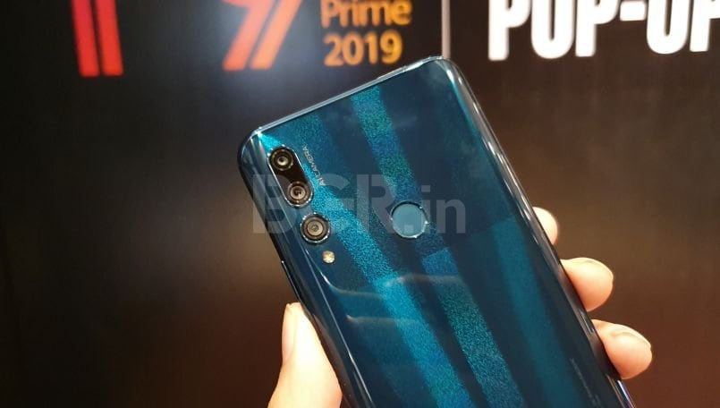 Huawei Y9 Prime (2019) Hands-on and First Impressions