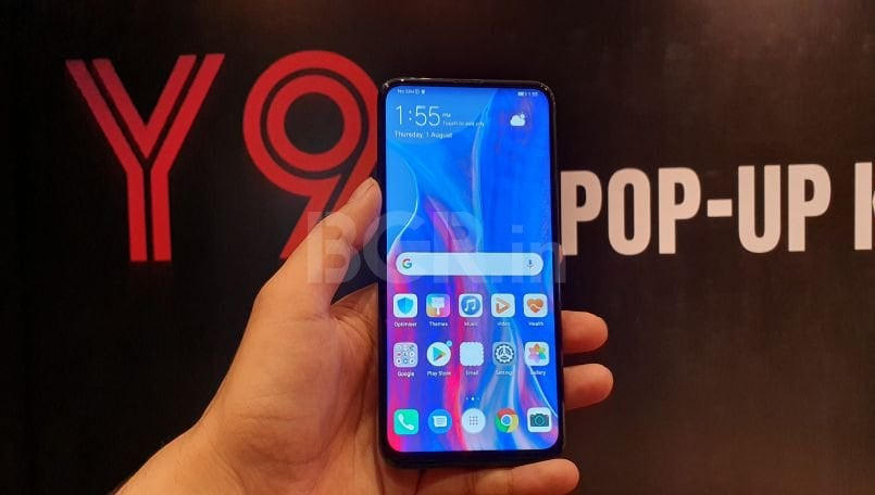 Huawei Y9 Prime (2019) EMUI 9.1 update rolling out ahead of first sale in India
