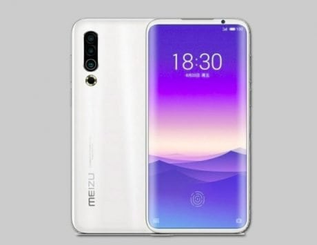Meizu 16s Pro to launch in China on August 28