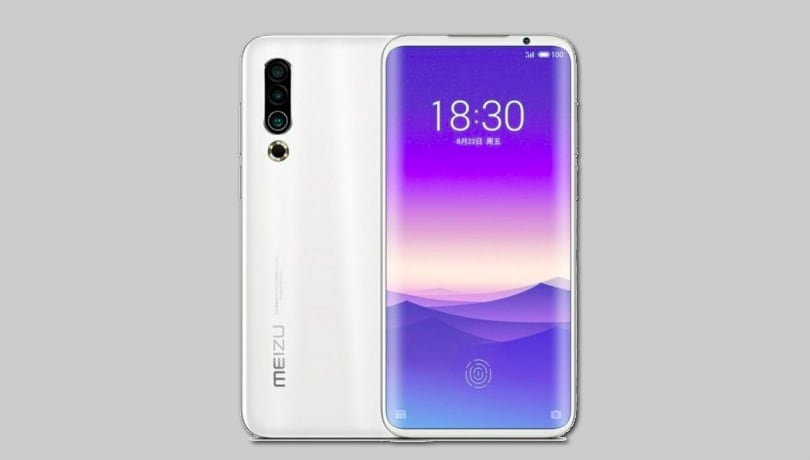 Meizu 16s Pro with Snapdragon 855+, 6GB RAM spotted on Antutu