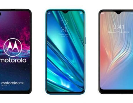 Motorola One Action vs Realme 5 Pro vs HTC Wildfire X: Compared