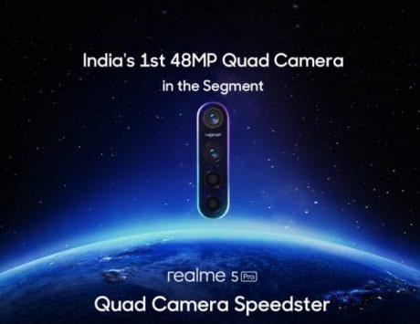 Realme 5, Realme 5 Pro India launch today: How to watch live stream