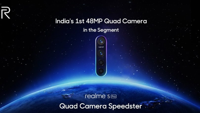 Realme 5, Realme 5 Pro India launch tomorrow: How to watch live stream, expected price, specifications and more