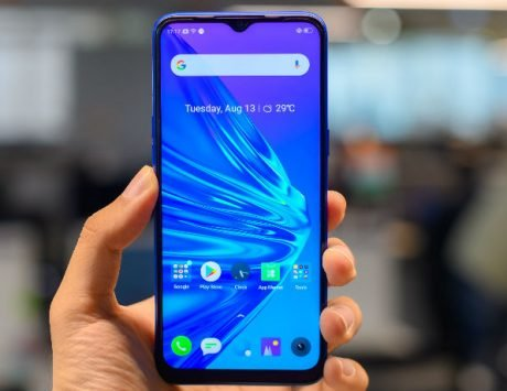 Realme 5 sells out within 30 minutes
