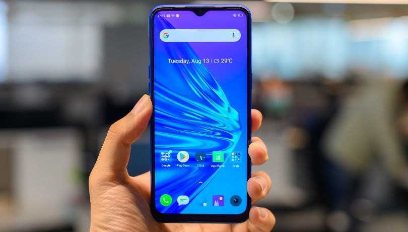 Realme 5's new software update brings Digital Wellbeing, camera improvements and more