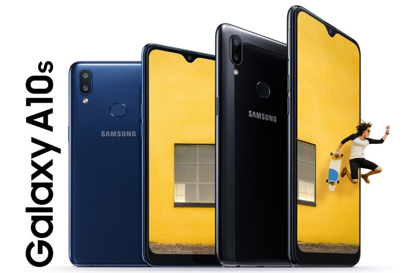 Samsung Galaxy A10s with 3GB RAM and 32GB storage now available on sale