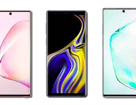 Samsung Galaxy Note 10 vs Note 10+ vs Note 9: What   s different