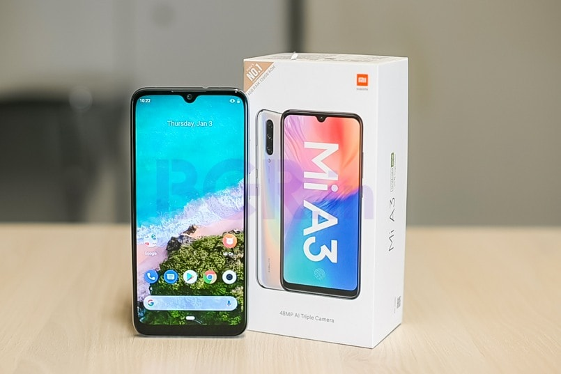Xiaomi Mi A3 first impressions: Stock Android, 48MP triple cameras and more