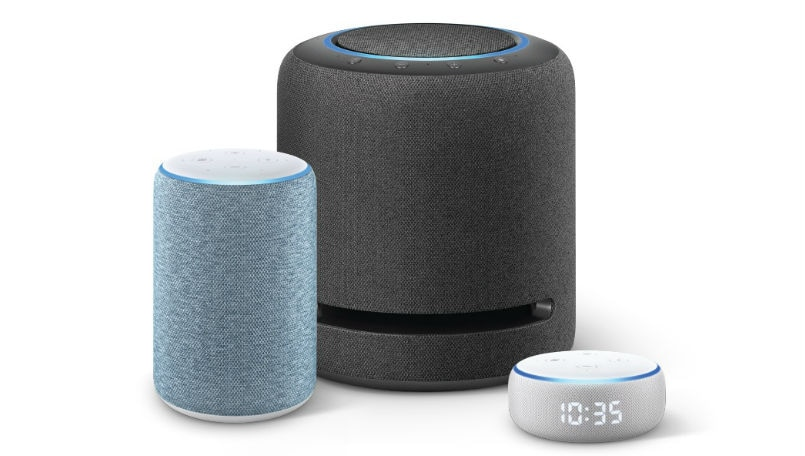 Amazon launches Echo, Echo Dot with clock, and Echo Studio in India, prices start from Rs 5,499