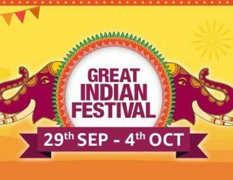 Amazon Great Indian Festival sale to start from September 29, 2019