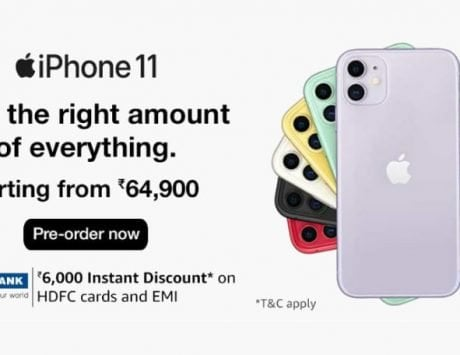 Apple iPhone 11 series up for pre-order in India: Check offers, price
