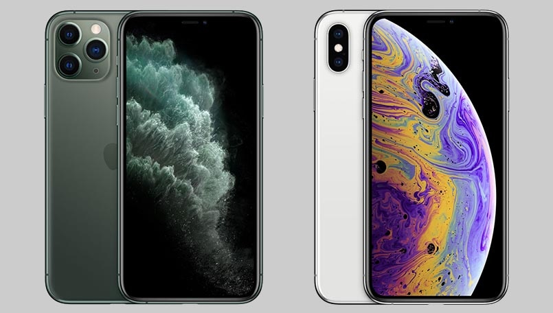 Apple iPhone 11 Pro vs iPhone XS: Price in India, Specifications and Features compared