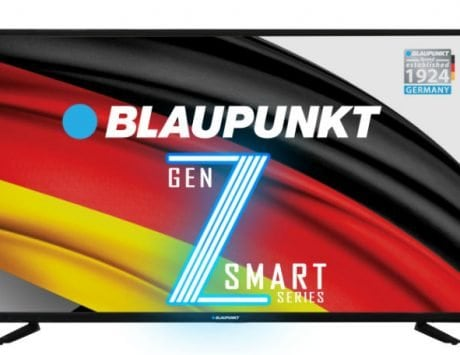 Blaupunkt Gen Z Smart LED TVs launched in India