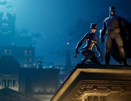 Epic Games is giving away the Batman banner to everyone