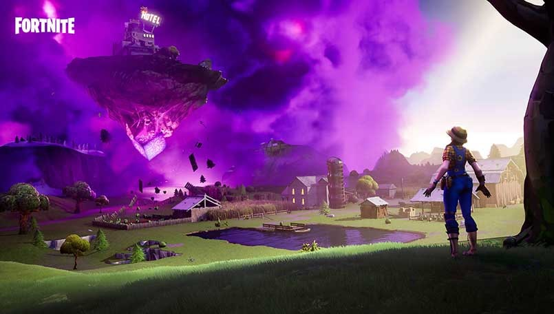 Fortnite v10.20 content update now out with Zapper Traps