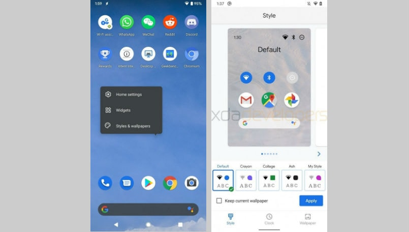 Google will let Pixel users customize their device with