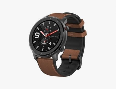 Huami Amazfit GTR 47.2mm launched in India