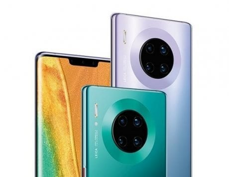 Huawei Mate 30, Mate 30 Pro launched Kirin 990 SoC