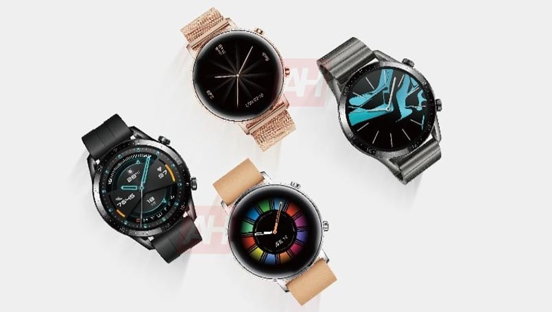 Huawei Watch GT 2 variants leak