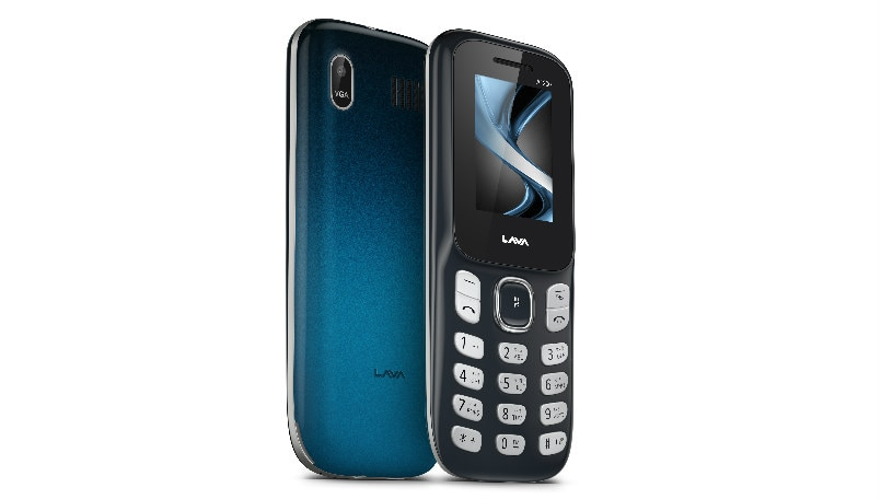 Lava A1200 feature phone with 7 days of battery life launched in India for Rs 1,250
