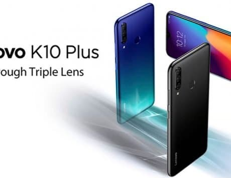 Lenovo K10 Plus launched in India; available for sale on Flipkart