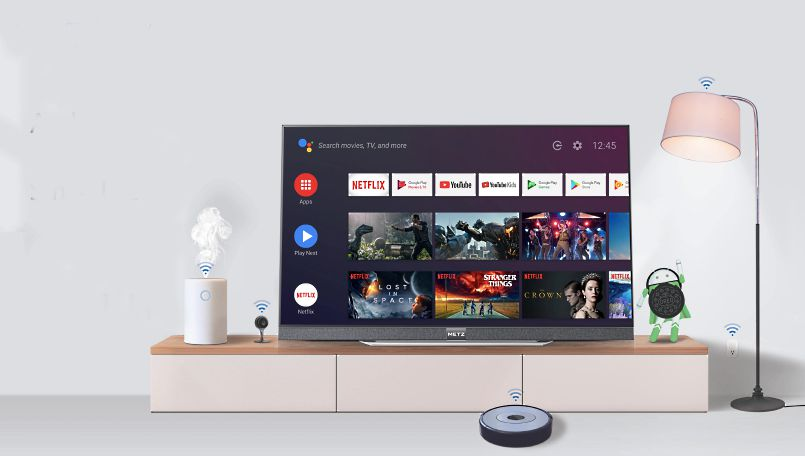 Metz 55-inch premium OLED 4K TV launched in India for Rs